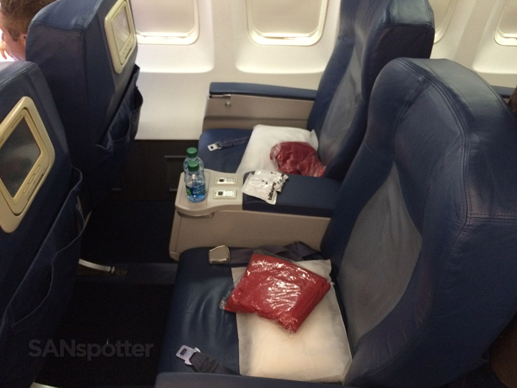 delta 757 first class seats