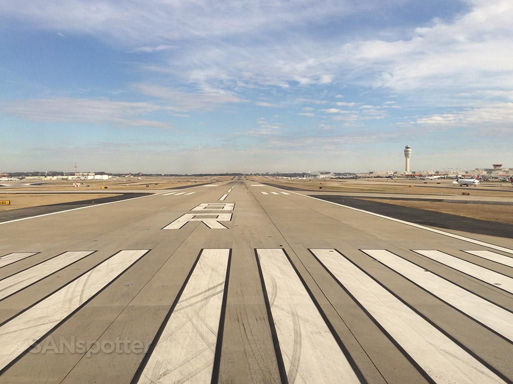 ATL runway 8R