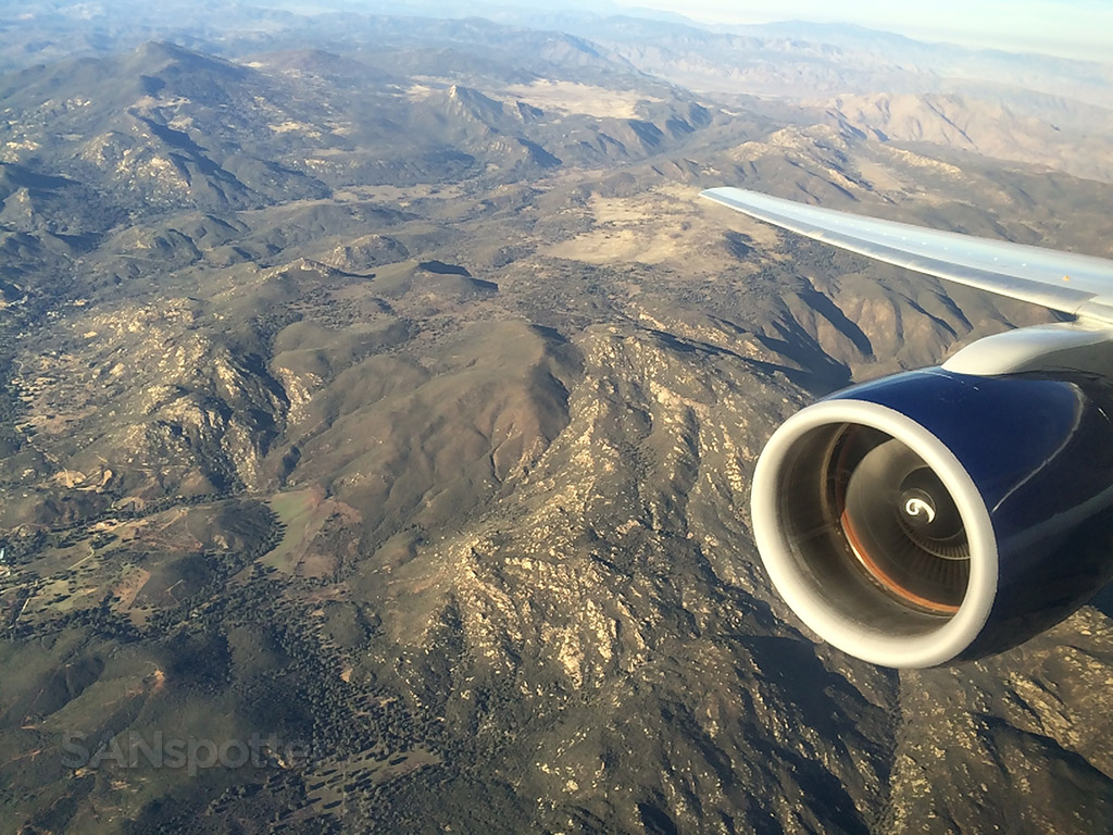 southern california mountains