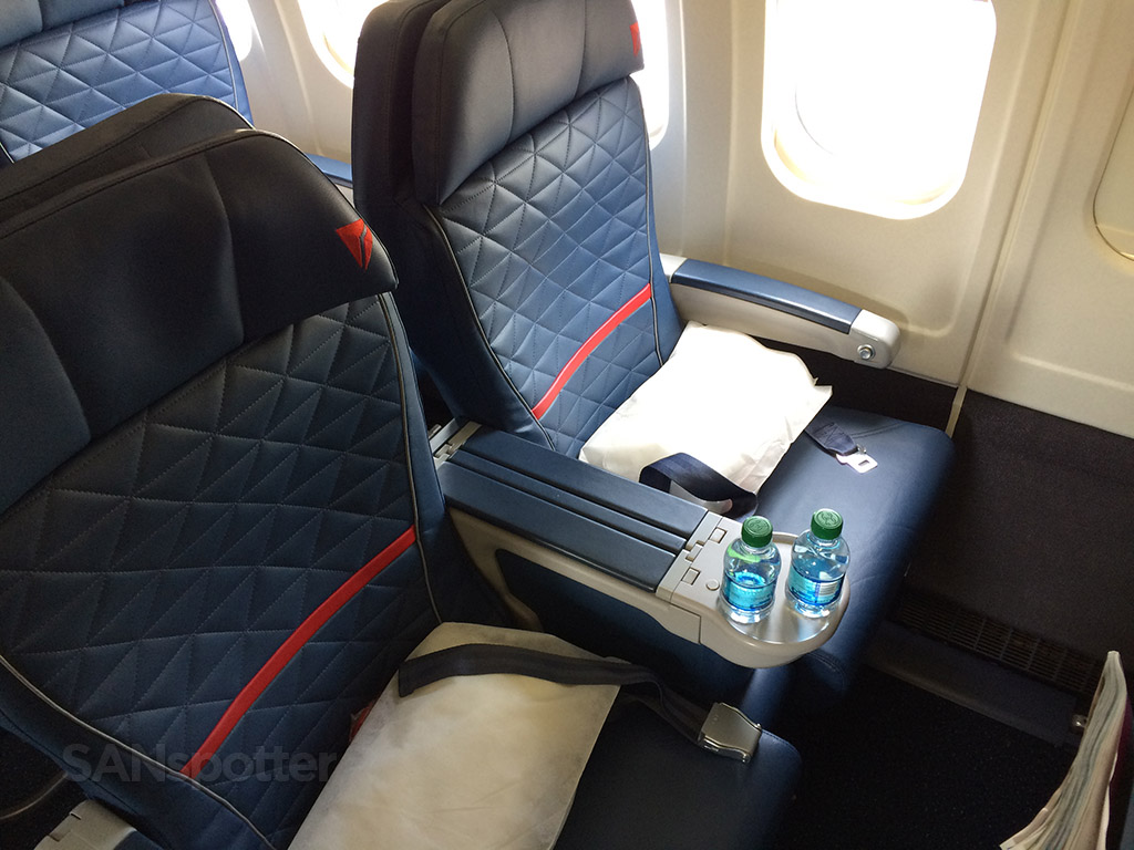new delta first class seats