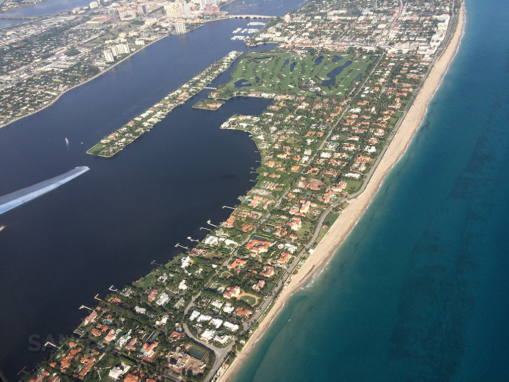 west palm beach intracoastal