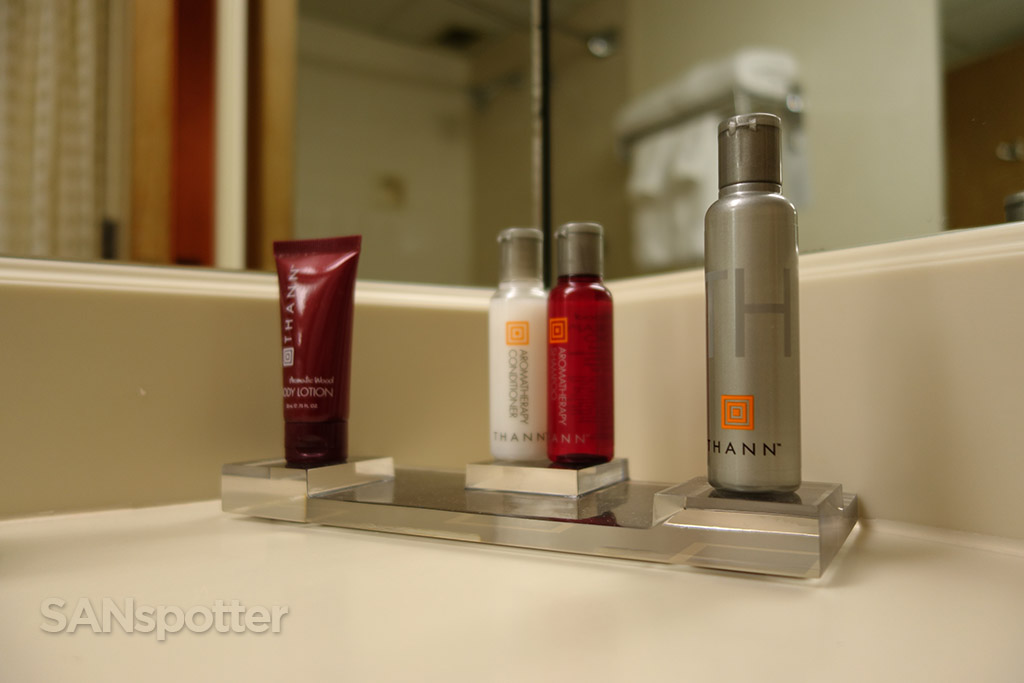 Thann amenities