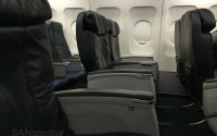 a319 spirit airlines big front seats