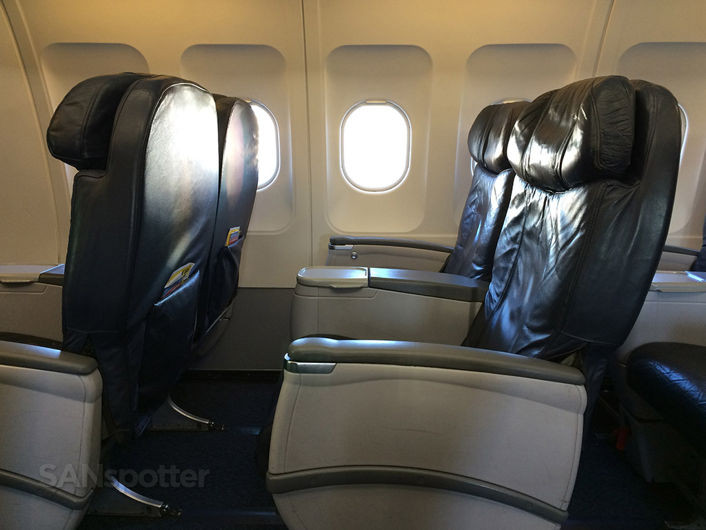 big front seats