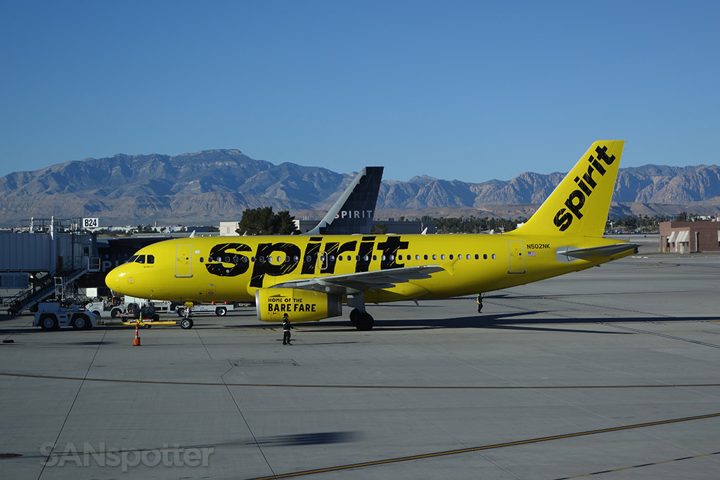 Spirit airlines from houston to las vegas