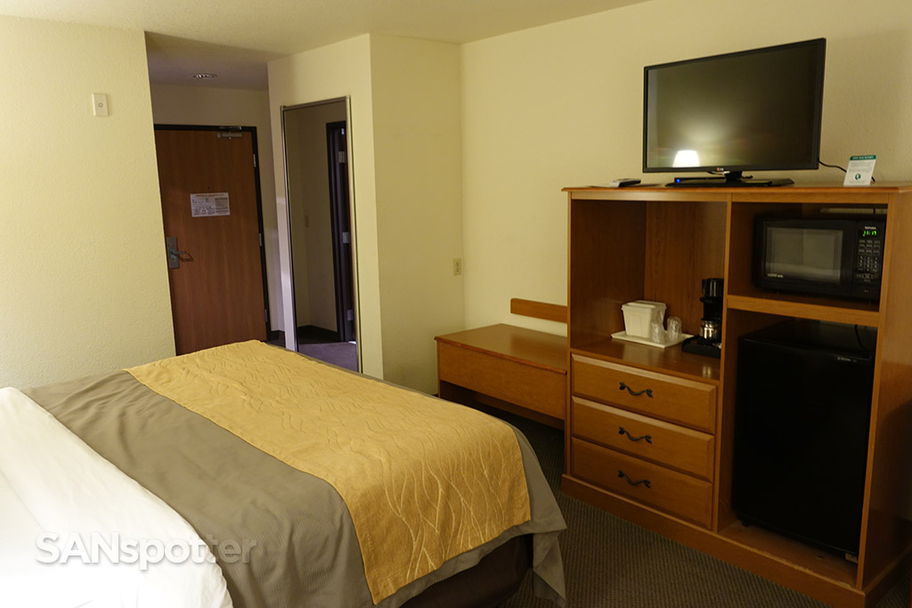 dark room comfort inn deming new mexico