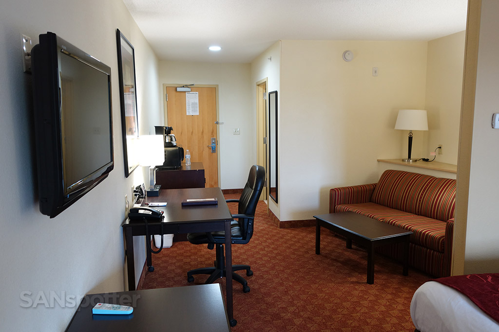 bright room comfort suites salem virginia