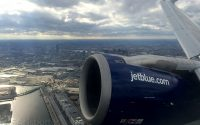 jetblue takeoff boston