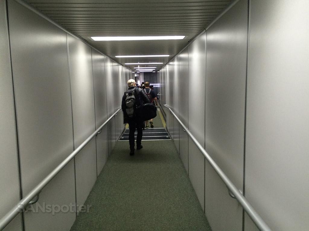 denver airport jetway