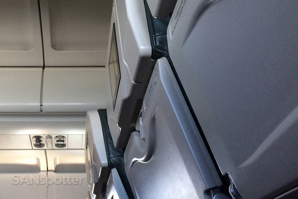 frontier airlines a319 interior