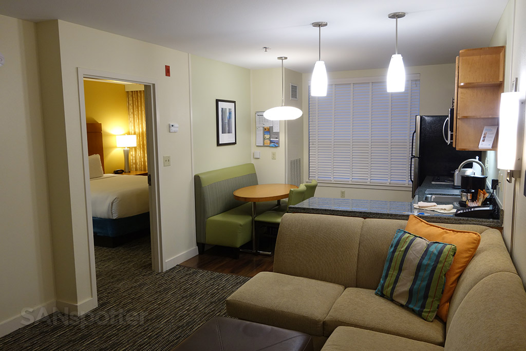 hyatt house main room