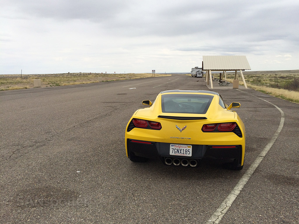 corvette in new mexico