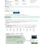 Alaska Airlines website reservation screenshot