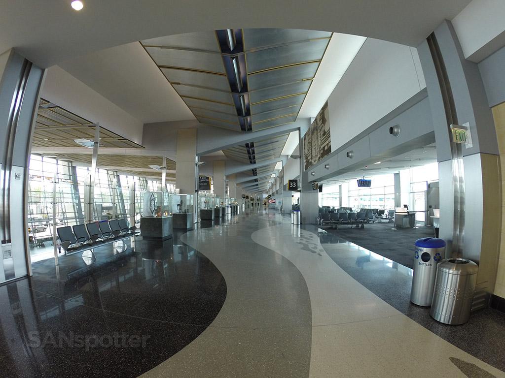 inside san diego airport