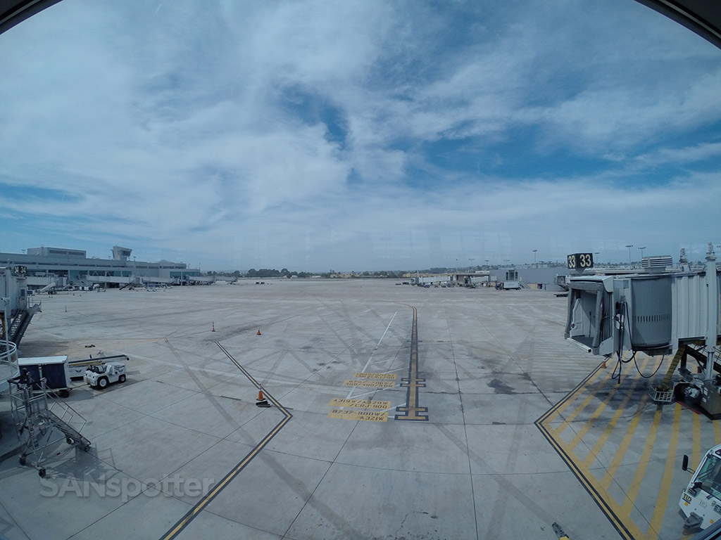 san diego airport overview