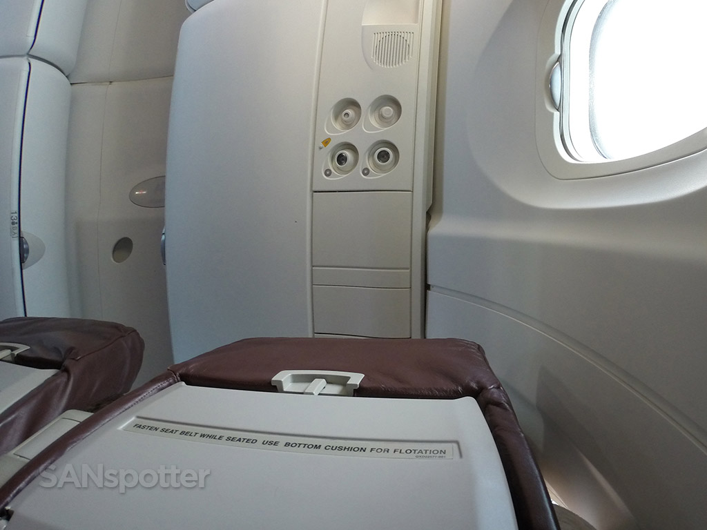 q400 overhead panel