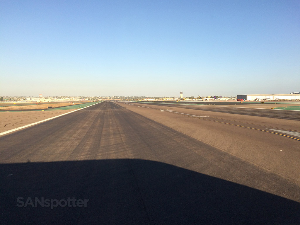 san diego runway 27