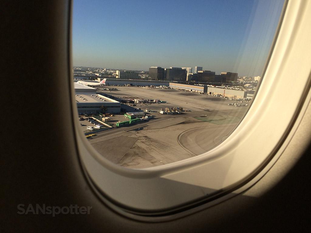 runway 25L approach LAX
