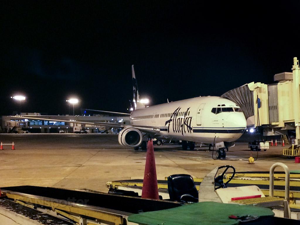 alaska airlines 737 san diego