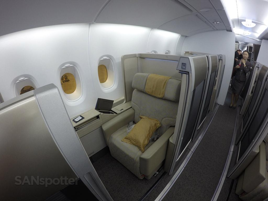 asiana first class seat 2k a380