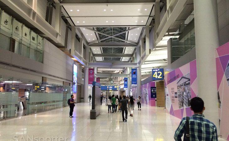 ICN international terminal