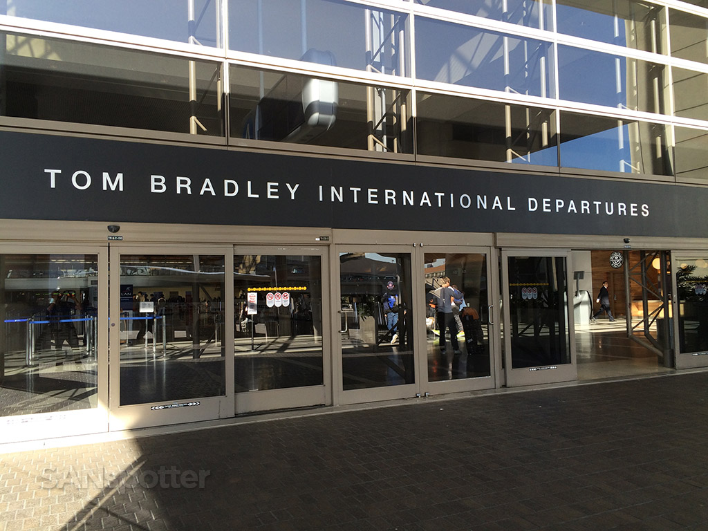 how to get to tom bradley international terminal