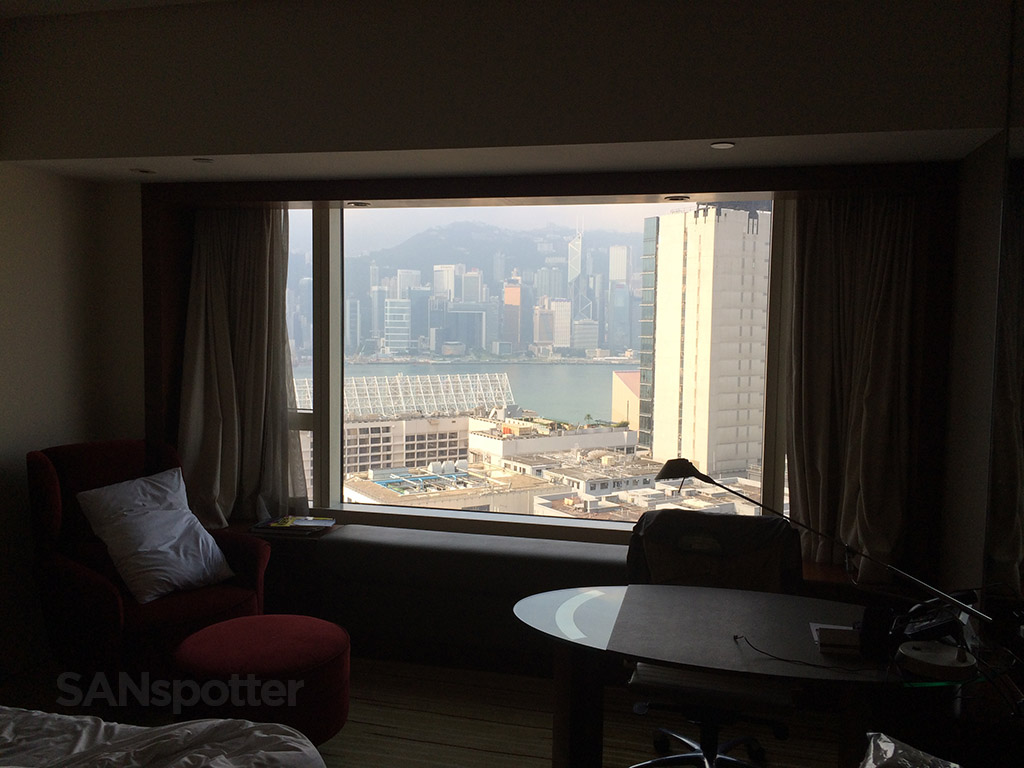 hyatt regency hong kong views