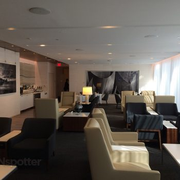 Star Alliance First Class Lounge LAX