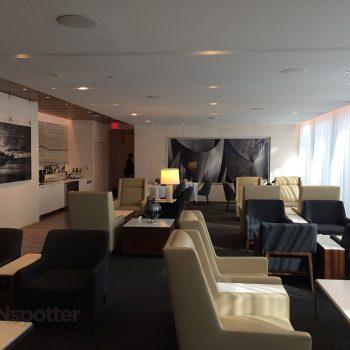 Star Alliance First Class Lounge LAX