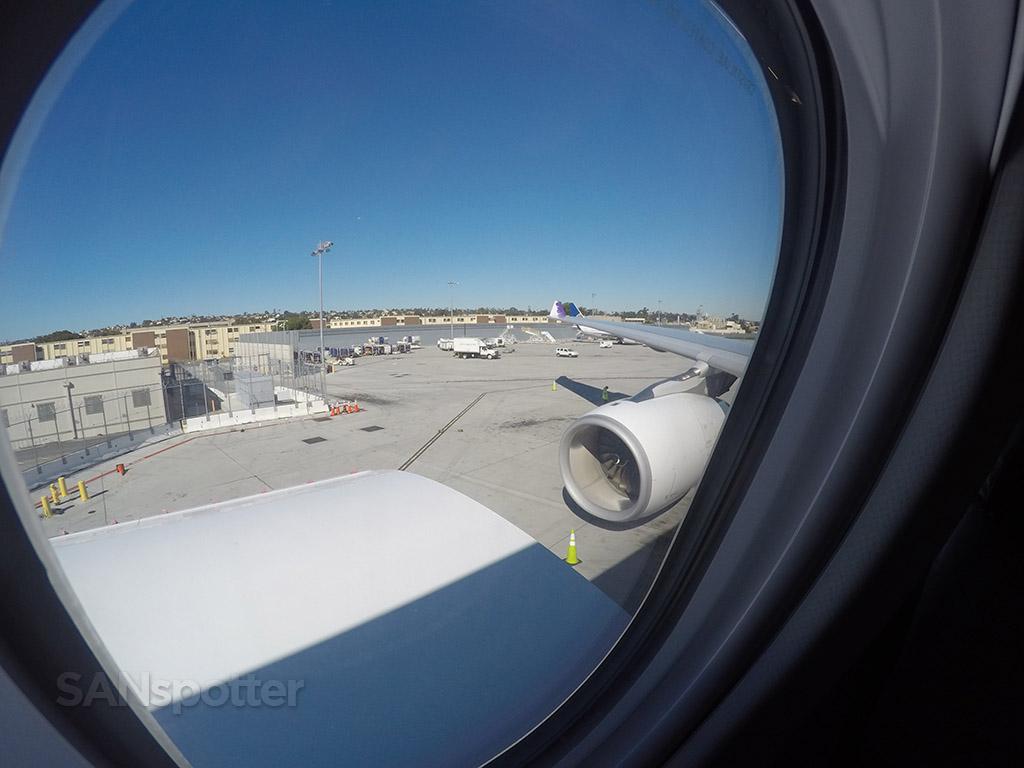 hawaiian airlines a330 cargo san diego