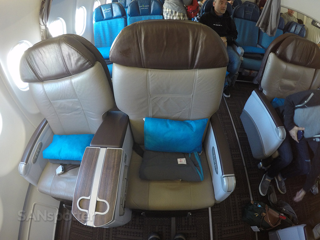hawaiian airlines a330 first class seat