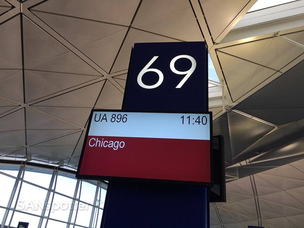 Finally - gate 69!