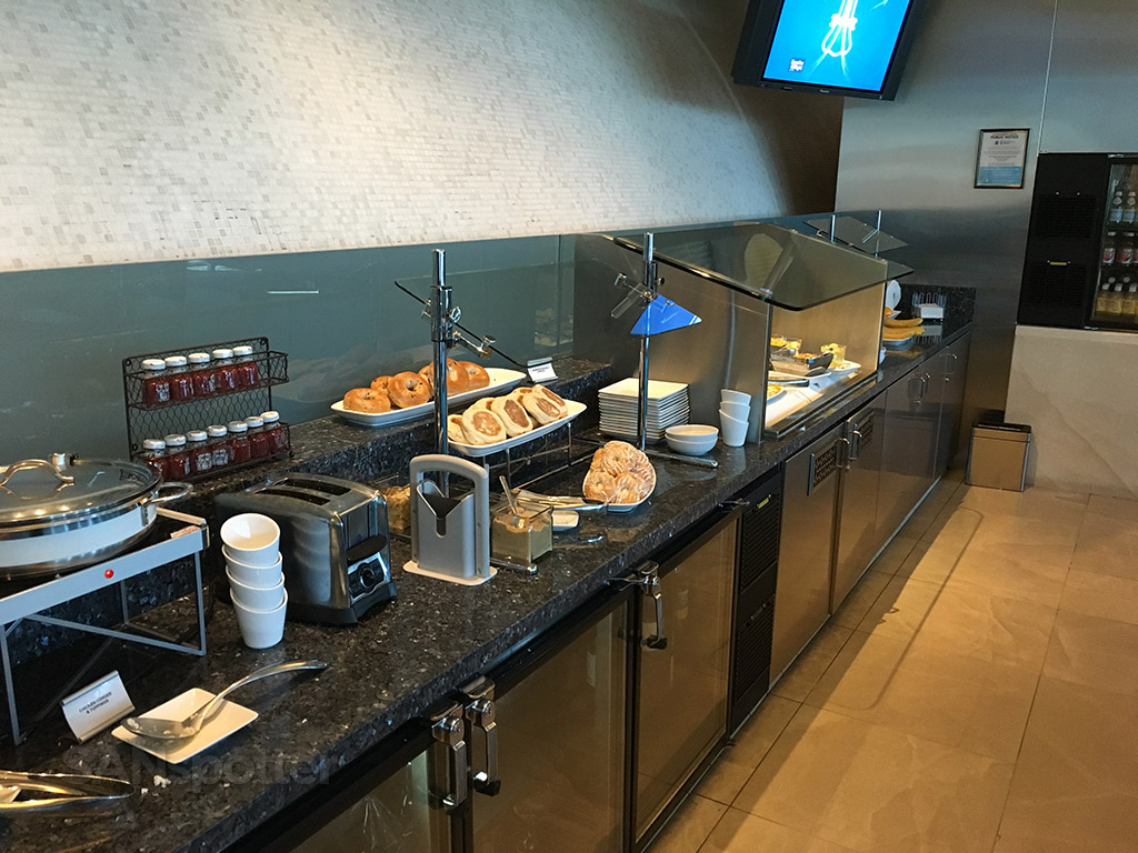 pastries and cereals flagship lounge lax