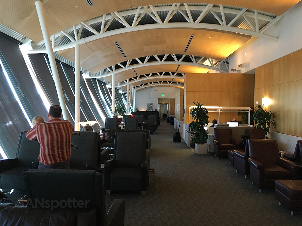 flagship lounge lax overview