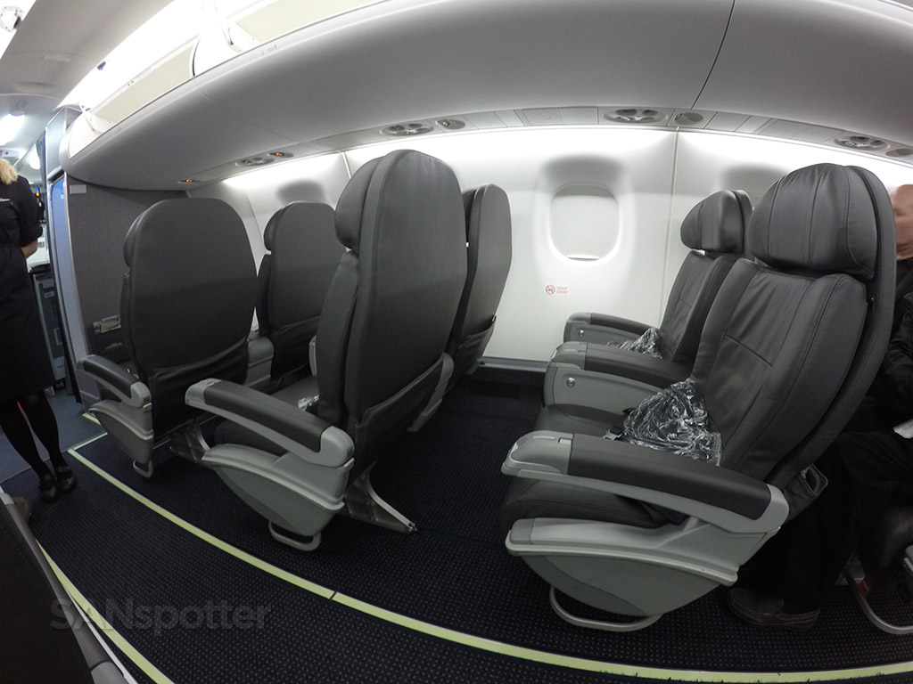 american eagle first class seats