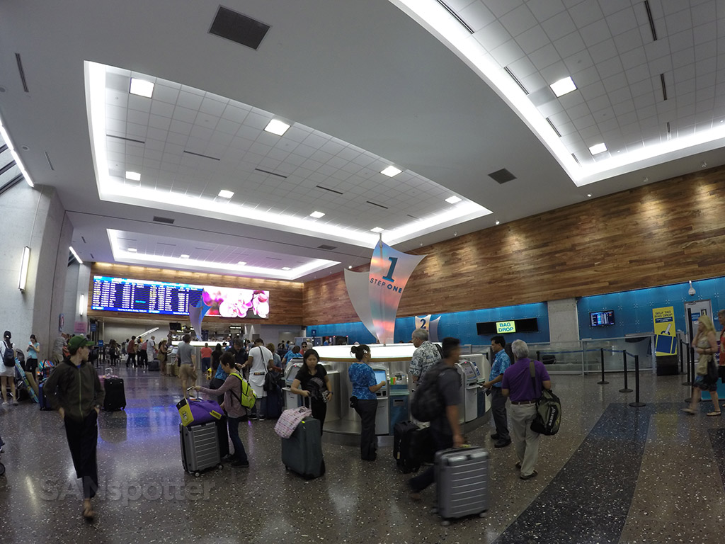 hawaiian airlines check in honolulu