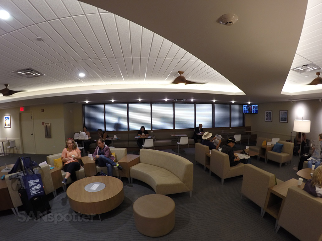 hawaiian airlines lounge