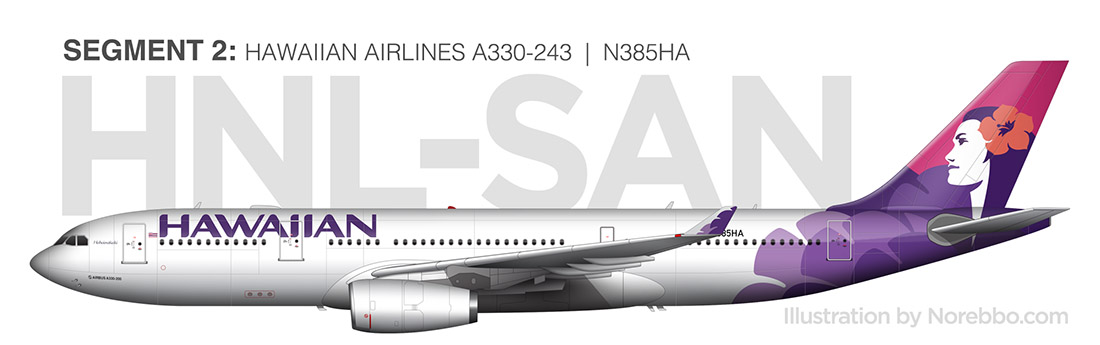 Hawaiian Airlines A330-200