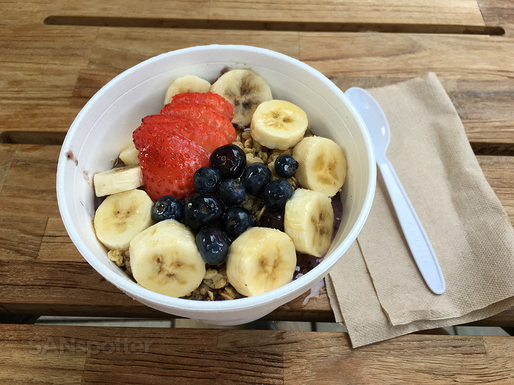 The best Acai bowl in Waikiki!