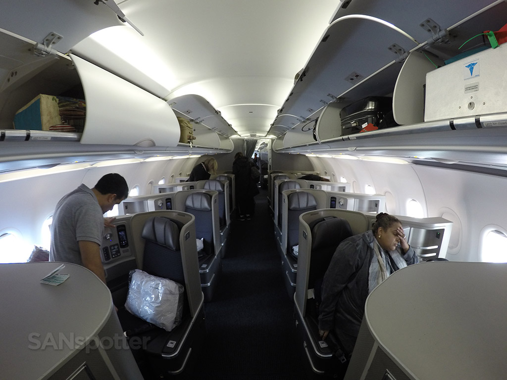 american airlines premium first class