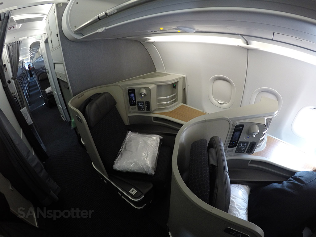 american airlines a321 first class seat