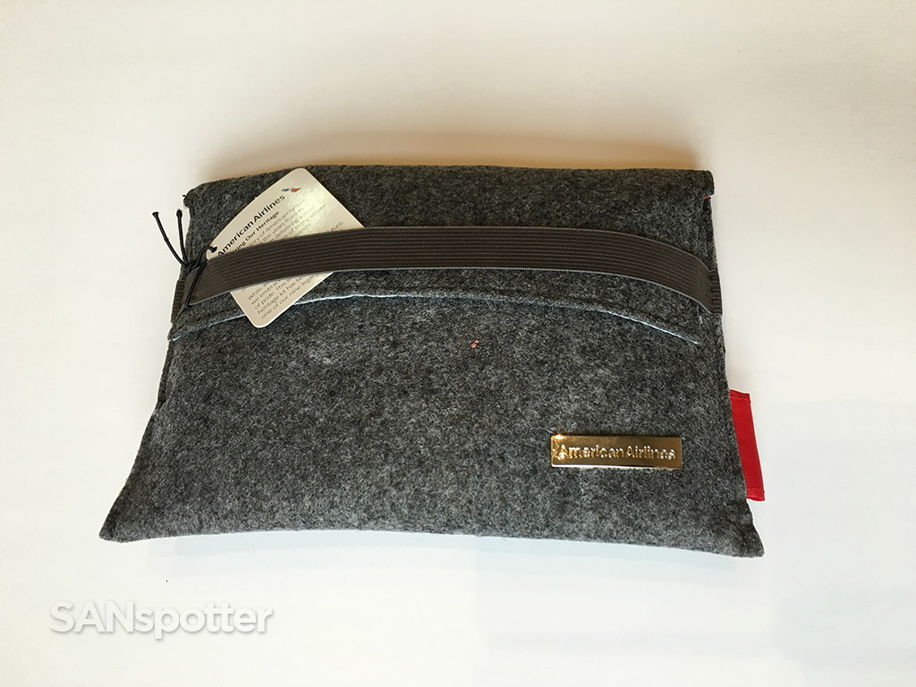american airlines first class amenity kit