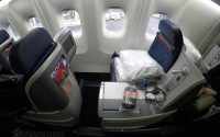 Delta One business class seat