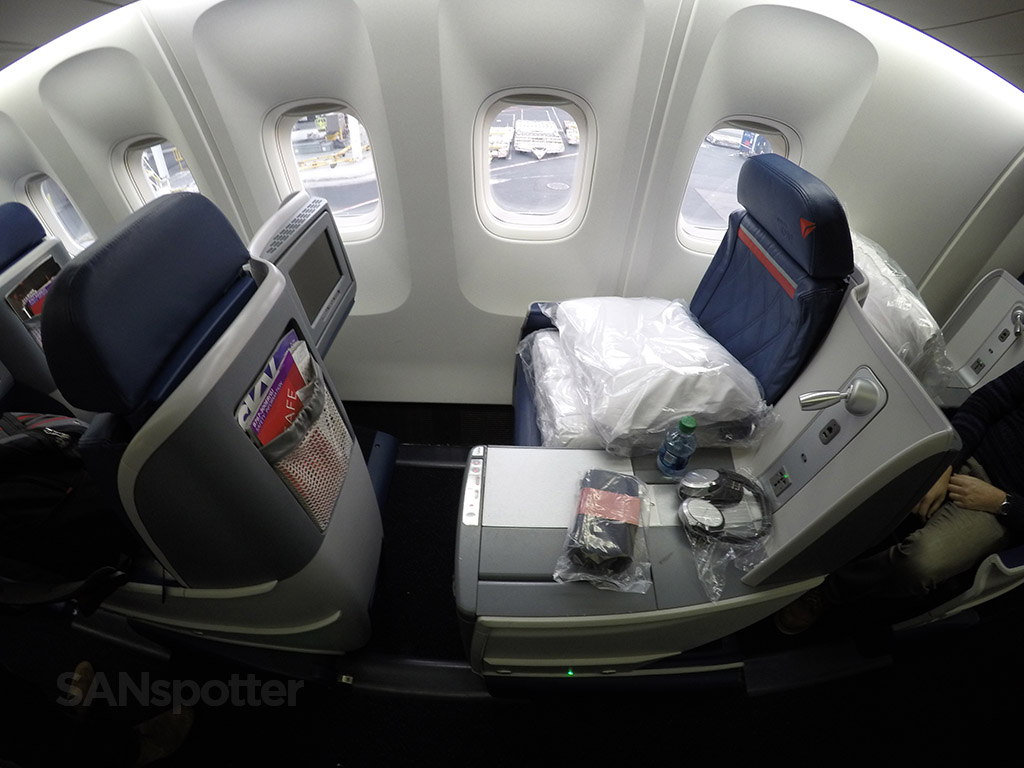 Delta Airlines 767 Business Class Bing Images