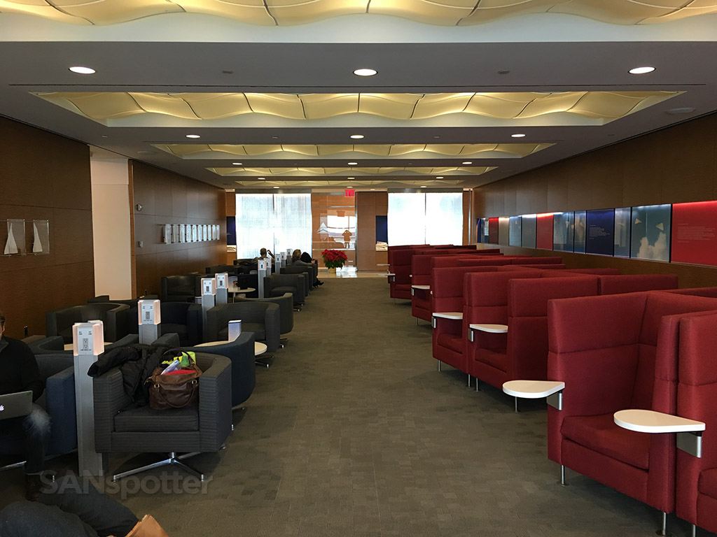 seating options delta sky club terminal 4 jfk