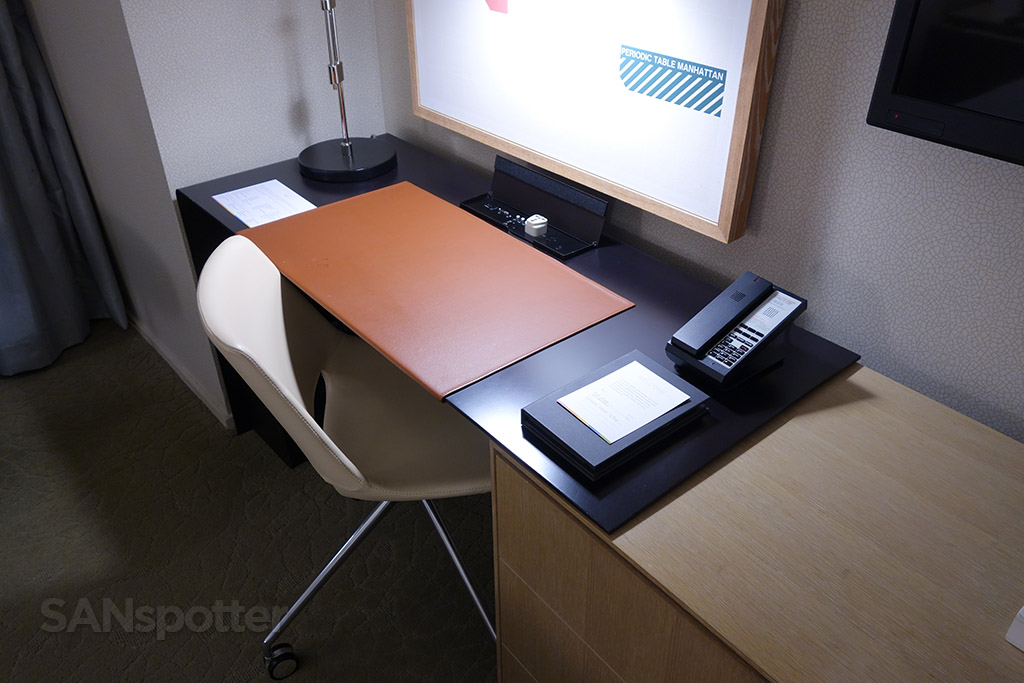 in-room work desk