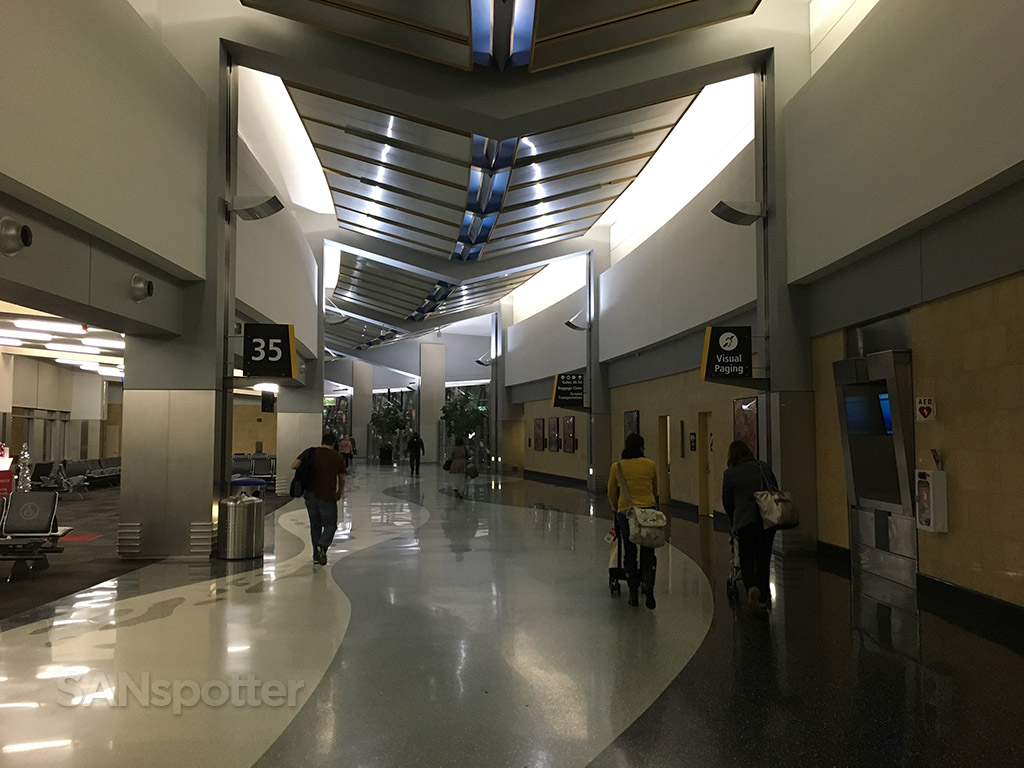 san diego terminal 2 west airport