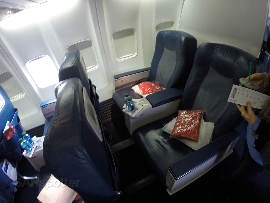 delta airlines 737 first class seats