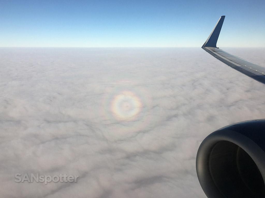 delta 737-800 climb out