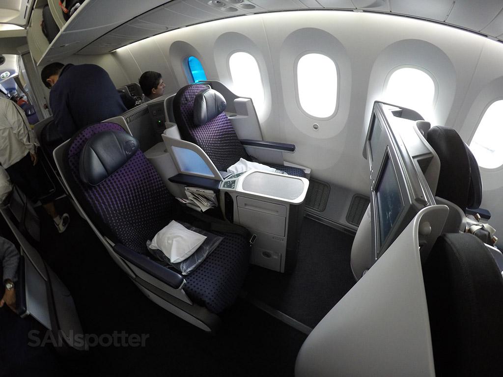 aeromexico premier class seats